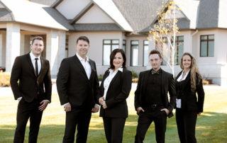 Todd Gingras, Christopher Blenkiron, Genevieve Landry, David Desmarais, Joanne Langlois
