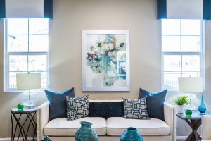 12 Simple Budget-Friendly Upgrades for your Home| Change up throw cushions or area rugs